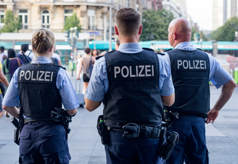 Polizei Einsatz Beihilfe