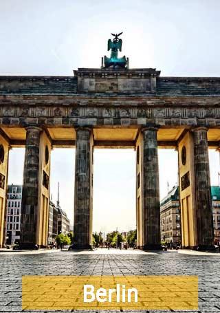 Berlin Brandenburger Tor Wahrzeichen Bundesland Bundeshauptstadt Beihilfe vom Bund