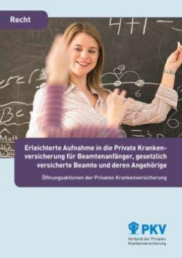 PKV Infos für Beamtenanwärter PDF