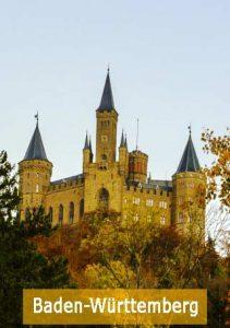 Beihilfe Baden Württemberg Schloss Hohenzollern Bundesland