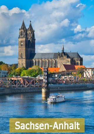 Magdeburg Skyline Sachsen Anhalt Beihilfe Partner AG