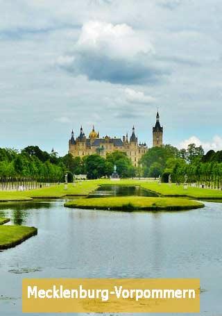 Schwerin Schloss Mecklenburg Vorpommern Beihilfe für Beamte