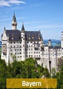 Beihilfe in Bayern Schloss Neuschwanstein Bayern Bundesland Bayern Beihilfe