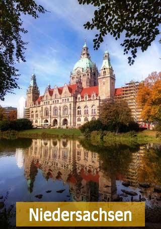 Niedersachsen Hannover Schloss Beihilfevorschriften für Beamte