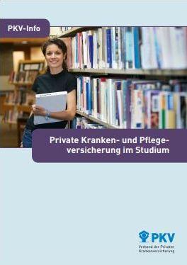 Infos zur Krankenversicherung für Studenten PKV