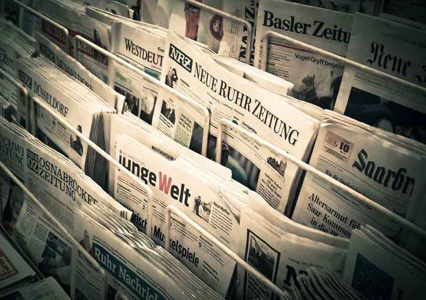 Zeitungen Presse Debeka Beitragserhöhung 2021