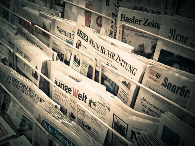 Zeitungen Presse Debeka Beitragserhöhung 2021 private Krankenversicherung