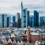 Beihilfe Hessen Skyline Frankfurt Main